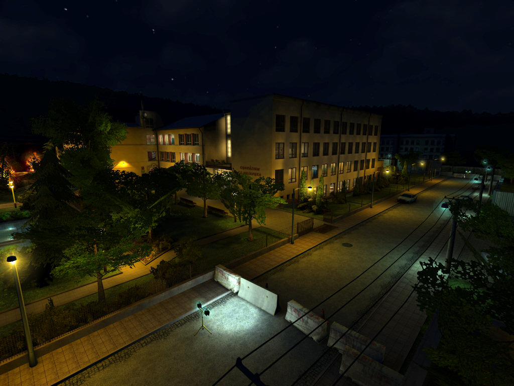 Quake 3 maps - MAXELL's HOME on