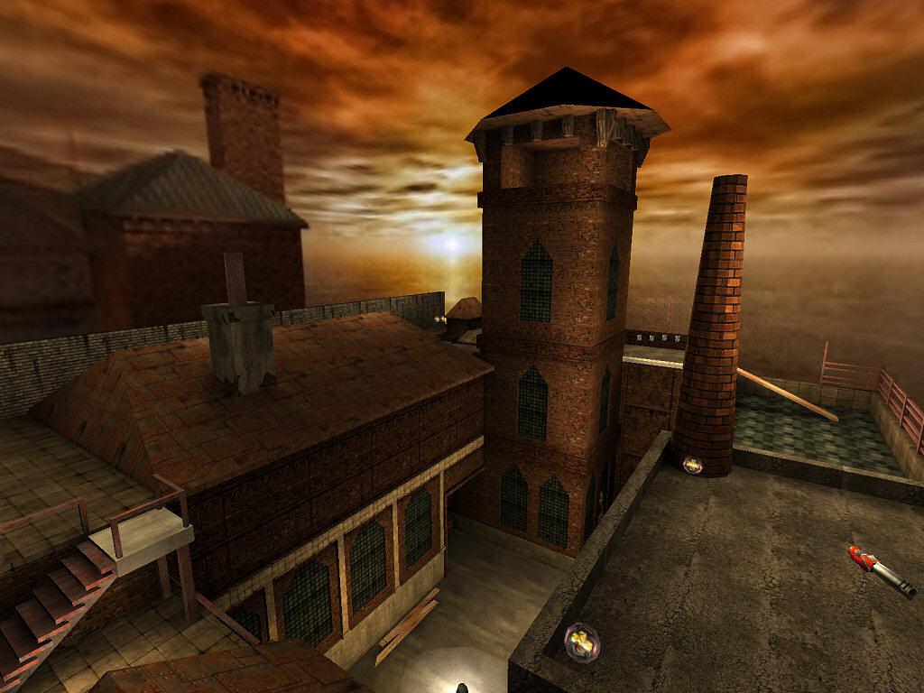 Quake 3 maps - MAXELL's HOME